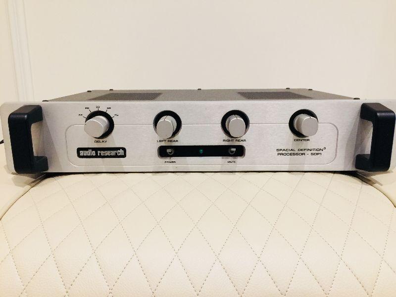 Audio-Research-SDP1